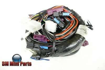 BMW Genuine Alarm System Replacement Cable Loom GB, SYST.III,G 82929404798