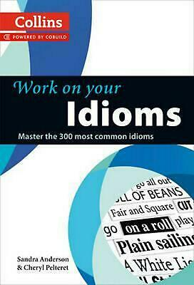 Idioms: B1-C2 by Sandra Anderson (English) Paperback Book Free Shipping!
