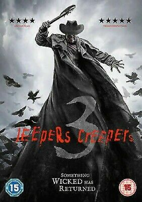 Jeepers Creepers 3 - UK Region 2 DVD - Stan Shaw
