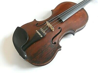 Vintage Hand made Ulbrich Tatter American Violin Free Shipping