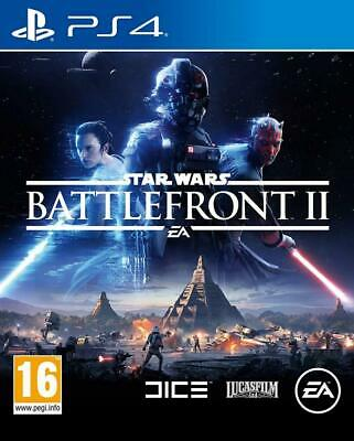 Star Wars Battlefront II | PS4 PlayStation 4 New
