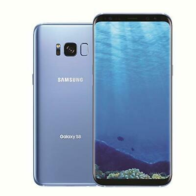 Samsung Galaxy S8 SM-G950 - 64GB - Tmobile/AT&T/ Verizon/ Sprint(Unlocked)