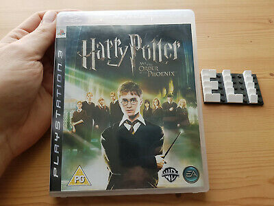 Harry Potter Order of the Phoenix - SONY PS3 Game - FAST POST