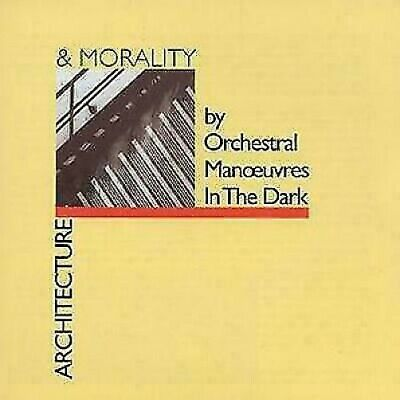 Orchestral Manoeuvres in the Dark - Architecture And Morality - UK CD album 2003