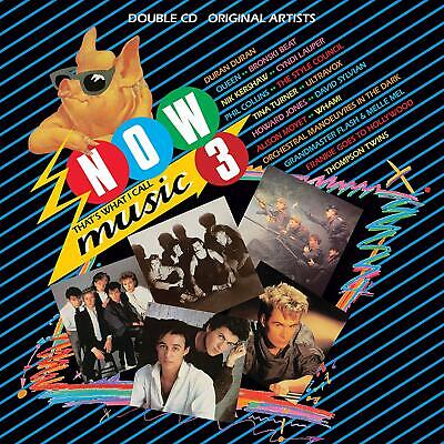 Various Artists - Now That's What I Call Music! 3 - UK CD album 1984/2019