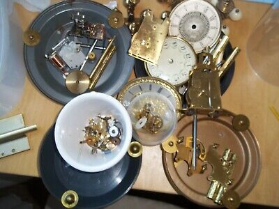 Hermle and other 400 day clock spares