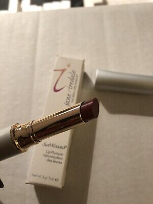 NEW JANE IREDALE JUST KISSED PARIS LIP PLUMPER INCREASES HYDRATION,3g/.1oz