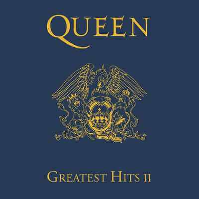 Queen - Greatest Hits II - UK CD album 1991