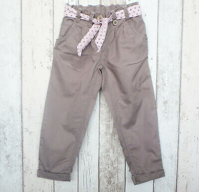 ** Pretty Girls Taupe Coloured Trousers - Next (3 - 4 years) **