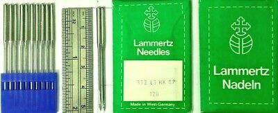 Lammertz 332 Lg Hk Sp Size:120/19 Industrial Sewing Machine Needle
