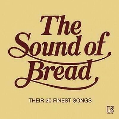 Bread - Sound Of Bread, The - Their 20 Finest Songs - UK CD album 2006