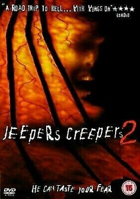 Jeepers Creepers 2 - UK Region 2 DVD