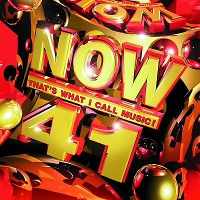Various Artists - Now That's What I Call Music! 41 - UK CD album 1998