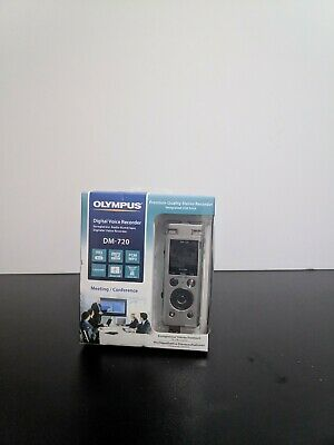 BRAND NEW - OLYMPUS DM-720 Voice Recorder