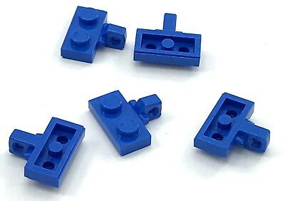 LEGO Yellow Hinge Plate 1x2 Locking 1 Finger on Side Lot of 100 Parts Pieces 445