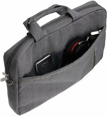 Navitech Grey Carry Bag Case For?The Razor Blade Stealth 13 NEW
