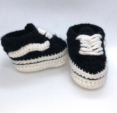 Skate Infant Baby sneakers Crochet Sport Boy Girl Newborn to 9 Months Shoes