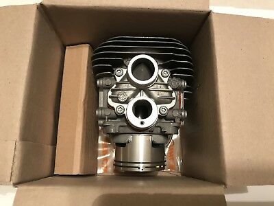 Genuine Stihl Ts410/420 Pot & Piston , Cylinder With Piston. Brand New