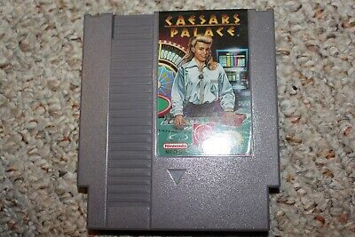 Caesars Palace (Nintendo Entertainment System NES) Cart Only