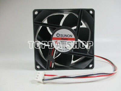 Sunon EE80251S1-D160-A99 808025mm DC12V 1.7W silent 80mm cooling fan dc brushless