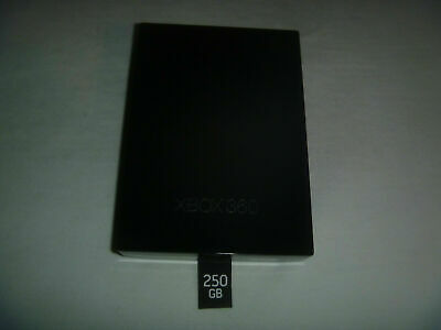 Official Microsoft Xbox 360 250gb Slim S & E Model Internal Hard Drive HDD New