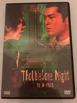 Troublesome Night - The A-Files | Herman Yau | DVD | Mystery | Zustand gut