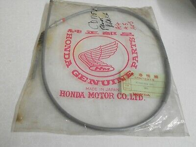 Honda Cd175 New Old Stock Front Brake Cable