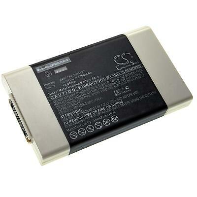Battery 4000mAh for Maquet 6487180, 64-87-180, MB1127, MB1127-O