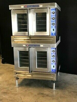Baker Pride Double Stack Convection Ovens (GDCO-1)