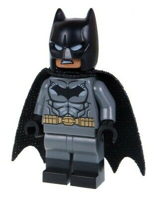 Genuine Lego Exclusive Dc Super Heroes Minifigure - The Dark Knight - Batman