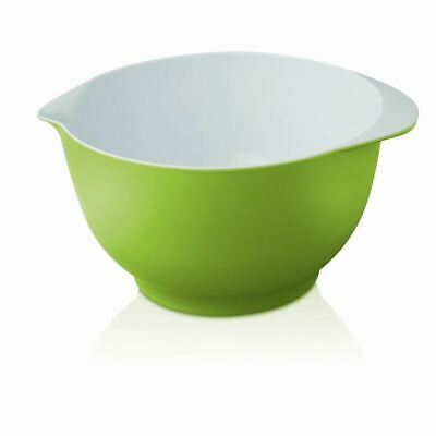 Zeal Melamine Mixing Bowl (20cm) Lime (Pack of 6)