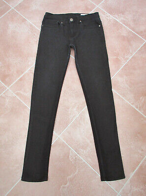 Denim co - Mens Black Stretch Denim Super Skinny Jeans - size W30/L32