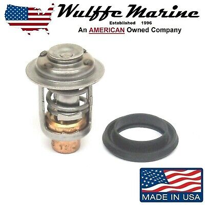 WSM Johnson//Evinrude//Mercury Stainless Thermostat 143°F 83307200 775-110