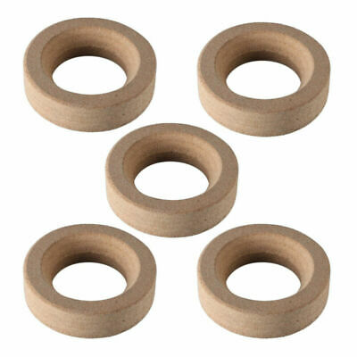 5 PCS Heat-resistant Cork Flask Rings Stands Holders Laboratory Supply Article