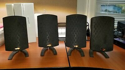 4 Klipsch ProMedia 4.1//2.1 THX Certified Speakers