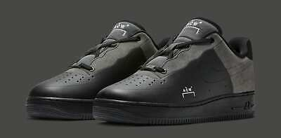 NIKE AIR FORCE 1 '07 ACW Low x A Cold Wall Black Gr.45 US 11