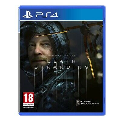 Death Stranding PS4 Standard Edition SEALED  (PRE ORDER)