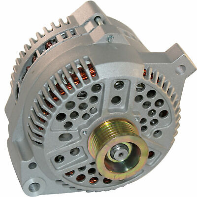 NEW HIGH OUTPUT 250 AMP ALTERNATOR Fits FORD MUSTANG THUNDERBIRD COUGAR 3.8 5.0L