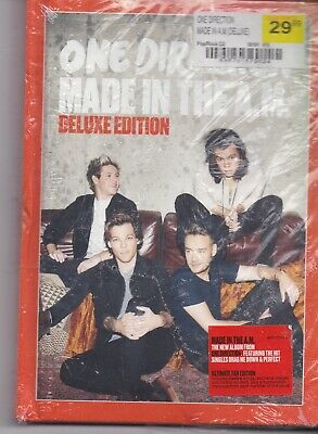 One Direction-Made In The AM music cd or DVd Sealed