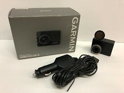 Garmin Dash Cam 45 HD Driving Recorder With GPS Capability 010-01750-00