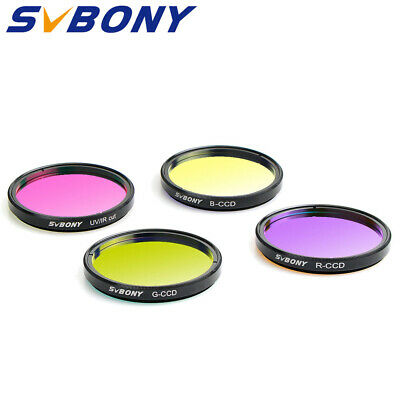 "SVBONY 2"" LRGB Imaging Filters Suitable for Deepsky&Planetary CCD Imaging brand"