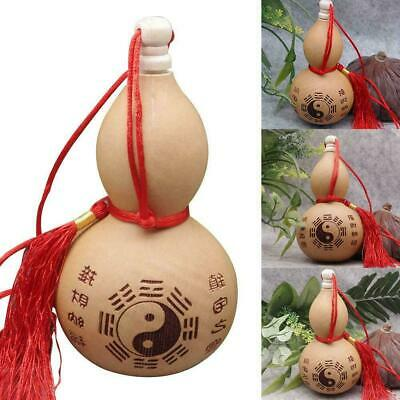 Manufacturers supply natural trumpet Guanyin wine gourd carving crafts T5A9
