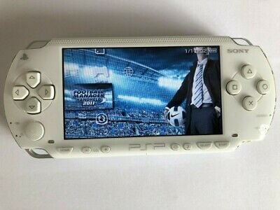 Sony PSP 1000 Playstation Portable Console Handheld System White