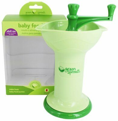 Green Sprouts - Baby Food Mill Green - 8 oz. Formerly Baby Food Mill 3-12 Months