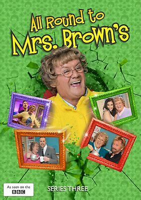 All Round to Mrs Brown's: Series 3 [DVD] RELEASED 02/12/2019