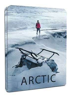 Arctic (Limited Edition Steelbook) [Blu-ray] RELEASED 02/12/2019