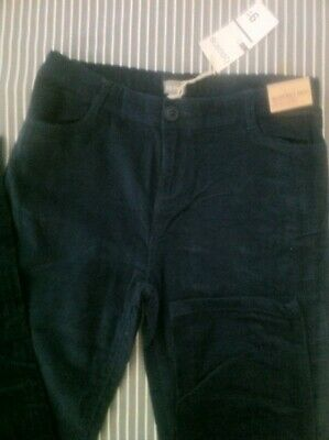 New Collection Girls Trousers Zara Blue Petrol 13 - 14 Years