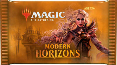 MTG Magic the Gathering Modern Horizons Booster Box - Factory Sealed PACKS ONLY