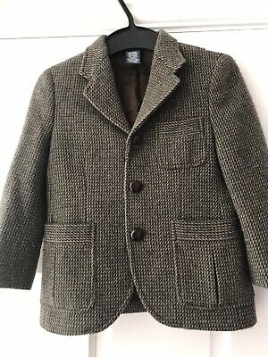 Ralph Lauren Tweed Field Jacket Age 4