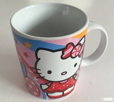 Helly Kitty Sanrio Mug Pre Owned Good Condition
